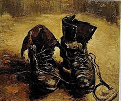 حذاء فان غوغ
